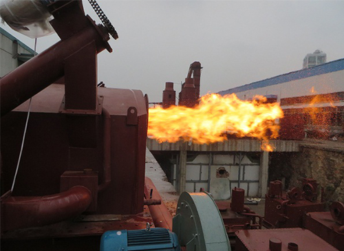 宜兴生物质气化炉