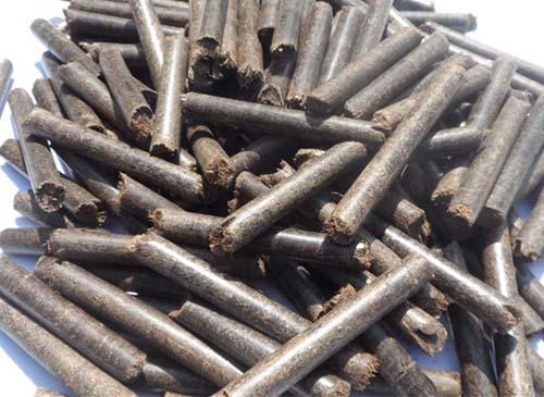 棕榈丝纤维成型燃料